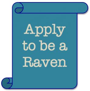 Apply to be a Raven button
