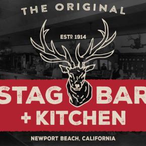 Stag Bar Logo