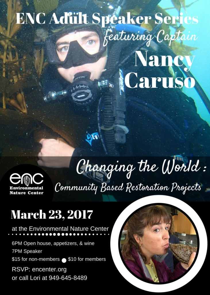 ENC Adult Speaker Series_Nancy Caruso