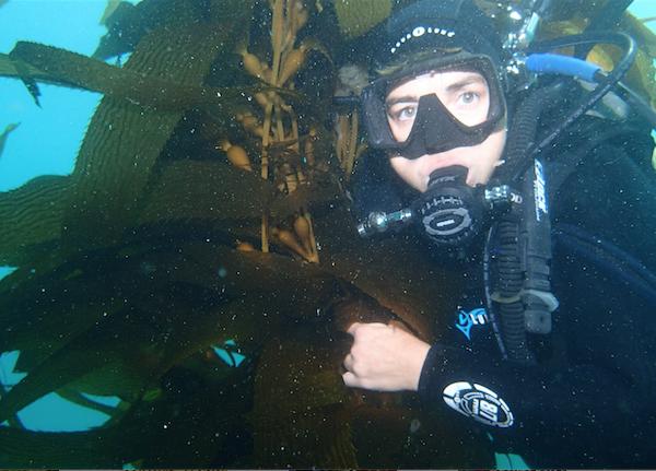 scuba shot