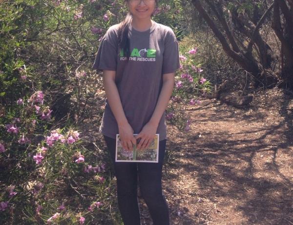 Intern Spotlight: Meet Nhi!