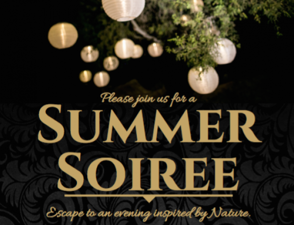 ENC to Host Summer Soiree Fundraiser!