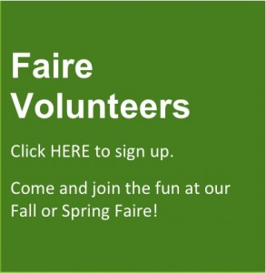 Faire Volunteers