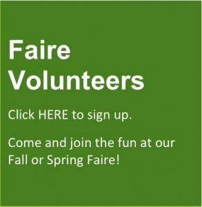 Faire Volunteers