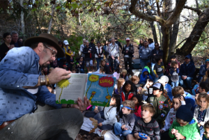 reading in the redwoods 2