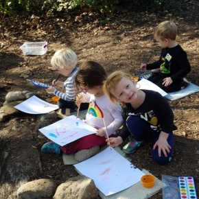 Little Naturalist Campers